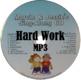 Hard Work Song - MP3, Lyrics, & Coloring Page