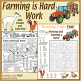 Hard-Working Farms (Jobs, Careers, Agriculture and Labor Day)