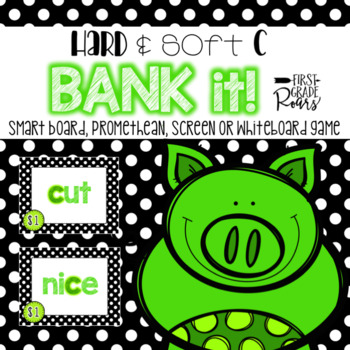 Hard and Soft C Bank It Projectable Games