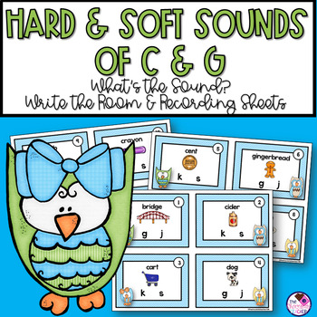 Hard and Soft C & G Write the Room
