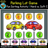 Hard and Soft C Game: Parking Lot