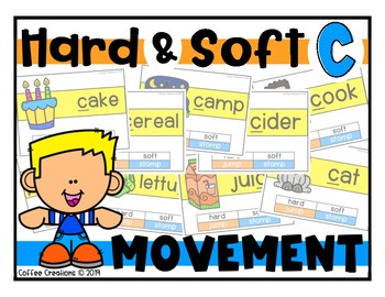 Hard and Soft C - Movement Interactive Game