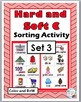 Hard and Soft C Sorting & Worksheets & Posters Bundle (Hard C & Soft C)