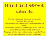 Hard and Soft C Sounds