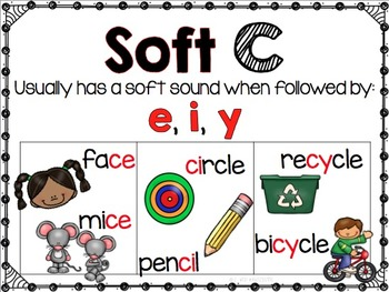 hard and soft c and g lesso by abc123is4me teachers pay teachers