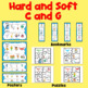 Hard and Soft C and G  Posters and Bookmarks