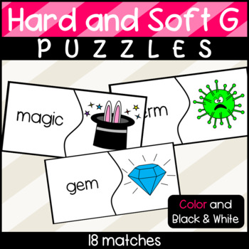 Hard and Soft C and G Puzzles