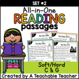 Soft C and G Passages   All-in-One Set 2   Printable and Digital