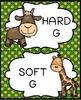 Hard and Soft G