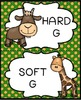 Hard and Soft G Sort | Hard and Soft G Activities