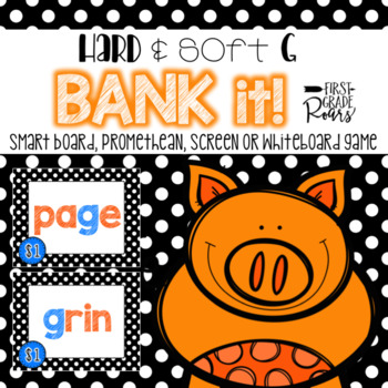Hard and Soft G Bank It Projectable Games