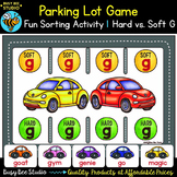 Hard and Soft G Game: Parking Lot