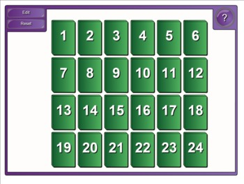 Hard and Soft G Matching and Word Chooser Games Smartboard
