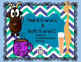 Hard and Soft G and C - Phonics