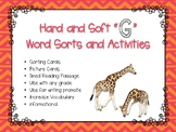 Hard and Soft g Sounds in Words