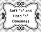 """Hard """"c"""" and Soft """"c"""" Dominoes"""