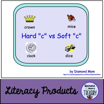 "Hard ""c"" vs Soft ""c"" Activities"