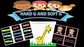 Hard g and Soft g