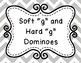 """Hard """"g"""" and Soft """"g"""" Dominoes"""