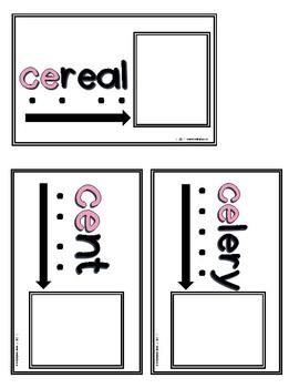 Hard or Soft 'C' Task Cards [Task Box]