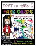 Hard or Soft 'C' Task Cards [Task Box]
