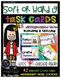 Hard or Soft 'G' Task Cards [Task Box]