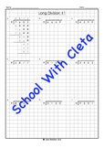 Hard Long Division Place Value Worksheets (4 Digit Dividends & 9 As The Divisor)