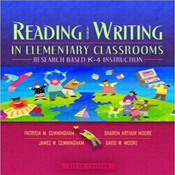 Hardgood~Reading and Writing in Elementary Classrooms~Patr