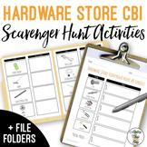 Hardware Store CBI Scavenger Hunt Activities