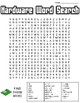 Hardware Word Search: 3 Difficulties