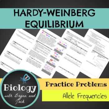 Hardy-Weinberg Practice