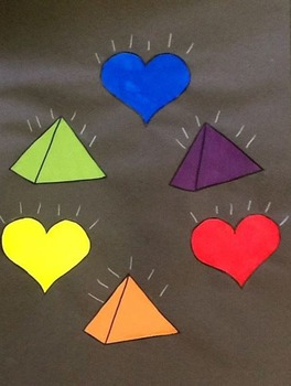 Haring Color Wheel Lesson and Rubric