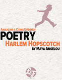 Harlem Hopscotch by Maya Angelou (Common Core Poetry)