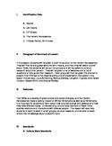 Harlem Renaissace Formal Lesson Plan
