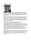 Harlem Renaissance Activity (With Higher Order Thinking Qu