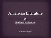 Harlem Renaissance - American Literary Movement Series, part VI