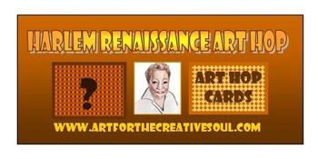 Harlem Renaissance Art Hop Game
