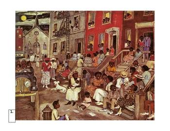 Harlem Renaissance: Artwork and Artists