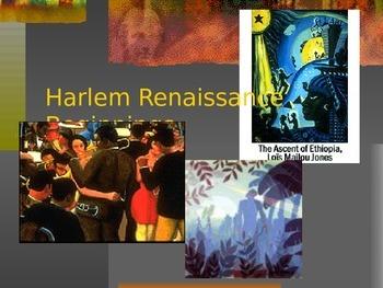 Harlem Renaissance Beginnings