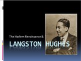 Harlem Renaissance Bundle: Poetry, Art, and Music of Langston Hughes and others
