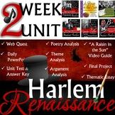 Harlem Renaissance Curriculum Unit with Google Slides