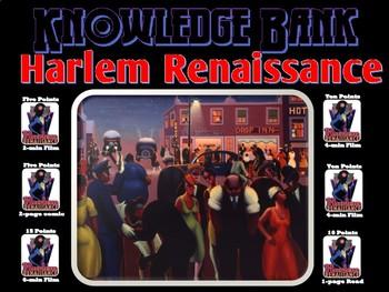 Harlem Renaissance Digital Knowledge Bank