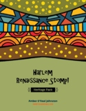 Harlem Renaissance Heritage Pack - African American Histor