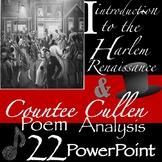 Harlem Renaissance Introduction & Web Quest Activity with