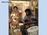Harlem Renaissance Paintings and Poems