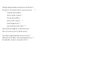 Harlem Renaissance Poetry Packet