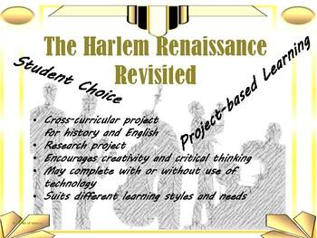 Harlem Renaissance Revisited