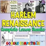 Harlem Renaissance & Roaring 20s Lesson Bundle