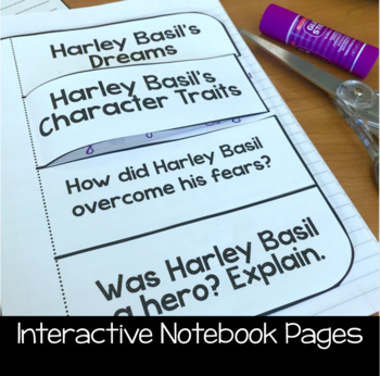 Harley Basil and The Lost Pup Book Study For Grades 3-4