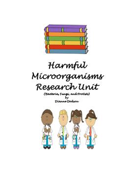 Harmful Microorganisms Research Unit